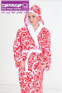 سفارش خرید حوله تن پوش زنانه