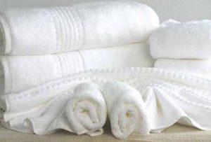 فروش حوله سفید هتلی در بهترین کیفیت