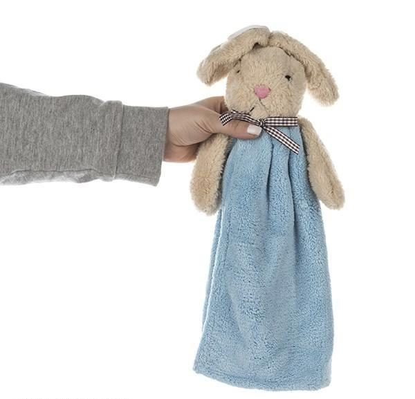 خرید حوله دستی عروسکی